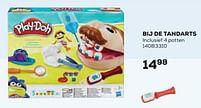 Aanbiedingen Bij de tandarts - Hasbro - Geldig van 22/10/2021 tot 07/12/2021 bij Supra Bazar