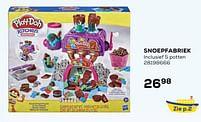Aanbiedingen Snoepfabriek - Hasbro - Geldig van 22/10/2021 tot 07/12/2021 bij Supra Bazar