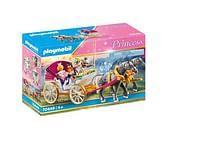 Aanbiedingen 70449 Romantische Paardenkoets - Playmobil - Geldig van 12/04/2021 tot 26/04/2021 bij Toychamp