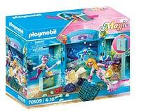 Aanbiedingen 70509 Speelbox Zeemeerminnen - Playmobil - Geldig van 12/04/2021 tot 26/04/2021 bij Toychamp