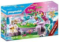 Aanbiedingen 70555 Magisch meer in sprookjesland - Playmobil - Geldig van 12/04/2021 tot 26/04/2021 bij Toychamp