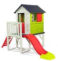 Aanbiedingen Smoby paalhuisje Pilotis - Smoby - Geldig van 12/04/2021 tot 26/04/2021 bij Toychamp