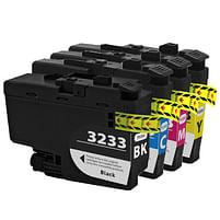 Aanbiedingen Compatible Brother LC-3233 inktcartridges voordeelbundel (inktcartridges) Alleeninkt -  - Geldig van 21/05/2021 tot 09/08/2021 bij Alleeninkt