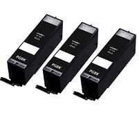 Aanbiedingen Compatible 3x Canon PGI-550PGBK XL inktcartridges zwart voordeelbundel (inktcartridges) Alleeninkt - Canon - Geldig van 21/05/2021 tot 09/08/2021 bij Alleeninkt