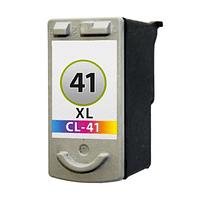 Aanbiedingen Compatible Canon CL-41 XL inktcartridge kleur (inktcartridges) Alleeninkt - Canon - Geldig van 21/05/2021 tot 09/08/2021 bij Alleeninkt
