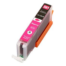 Aanbiedingen Compatible Canon CLI-581M XXL inktcartridge magenta (inktcartridges) Alleeninkt - Canon - Geldig van 21/05/2021 tot 09/08/2021 bij Alleeninkt
