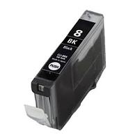 Aanbiedingen Compatible Canon CLI-8BK inktcartridge fotozwart (inktcartridges) Alleeninkt - Canon - Geldig van 21/05/2021 tot 09/08/2021 bij Alleeninkt
