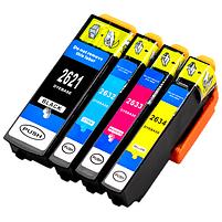 Aanbiedingen Compatible Epson 26XL (T2636) voordeelbundel (inktcartridges) Alleeninkt -  - Geldig van 21/05/2021 tot 26/06/2021 bij Alleeninkt