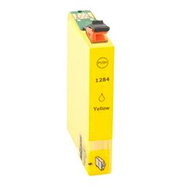 Aanbiedingen Compatible Epson T1284 XL inktcartridge geel (inktcartridges) Alleeninkt -  - Geldig van 21/05/2021 tot 09/08/2021 bij Alleeninkt