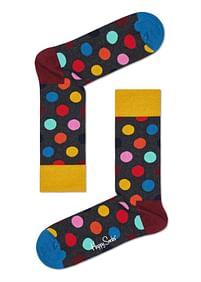 Aanbiedingen Happy Socks Big Dot Fall Sokken - Happy Horse - Geldig van 21/05/2021 tot 09/08/2021 bij Expo XL