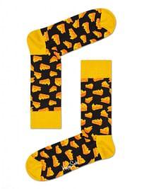 Aanbiedingen Happy Socks Cheese Sokken - Happy Horse - Geldig van 21/05/2021 tot 09/08/2021 bij Expo XL