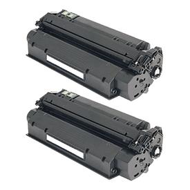 Aanbiedingen Compatible 2x HP 13A (Q2613A) toner zwart (toners) Alleeninkt - HP - Geldig van 21/05/2021 tot 09/08/2021 bij Alleeninkt