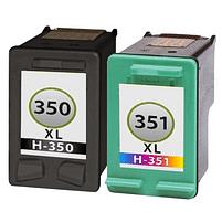 Aanbiedingen Compatible HP 350XL + HP 351XL Voordeelbundel (inktcartridges) Alleeninkt -  - Geldig van 21/05/2021 tot 26/06/2021 bij Alleeninkt