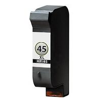 Aanbiedingen Compatible HP 45 XL Black (inktcartridges) Alleeninkt - HP - Geldig van 21/05/2021 tot 09/08/2021 bij Alleeninkt