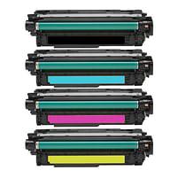 Aanbiedingen Compatible HP 653X (CF320X t/m CF323A) voordeelbundel (toners) Alleeninkt - HP - Geldig van 21/05/2021 tot 09/08/2021 bij Alleeninkt