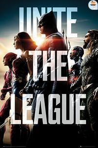Aanbiedingen Justice League: Unite The League - Maxi Poster (B-726) -  - Geldig van 21/05/2021 tot 26/06/2021 bij Expo XL