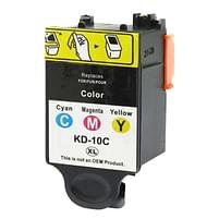 Aanbiedingen Compatible Kodak 10XL inktcartridge kleur Alleeninkt - Kodak - Geldig van 21/05/2021 tot 26/06/2021 bij Alleeninkt
