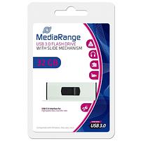 Aanbiedingen MediaRange USB 3.0 Flash drive, 32 GB -  - Geldig van 21/05/2021 tot 09/08/2021 bij Alleeninkt