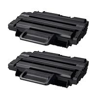 Aanbiedingen Compatible 2x Samsung ML-D2850B toner zwart Alleeninkt - Samsung - Geldig van 21/05/2021 tot 26/06/2021 bij Alleeninkt