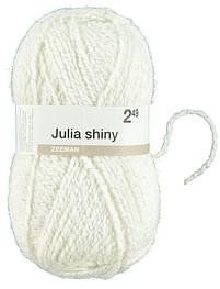 Aanbiedingen Julia Shiny breigaren -  - Geldig van 22/05/2021 tot 27/06/2021 bij Zeeman