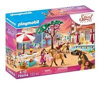 Aanbiedingen 70694 Miradero festival - Playmobil - Geldig van 15/06/2021 tot 29/06/2021 bij Toychamp