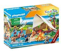 Aanbiedingen 70743 Familie op kampeertocht - Playmobil - Geldig van 15/06/2021 tot 29/06/2021 bij Toychamp