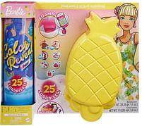 Aanbiedingen Barbie Color Reveal Schuim Zomer -  - Geldig van 24/07/2021 tot 07/08/2021 bij Toychamp
