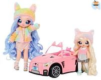 Aanbiedingen Na! Na! Na! Surprise Plush Convertible - Pluche Au -  - Geldig van 24/07/2021 tot 07/08/2021 bij Toychamp
