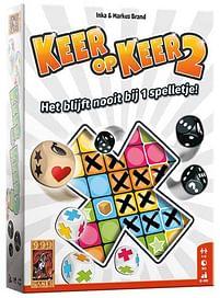 Aanbiedingen Keer op Keer 2 - 999games - Geldig van 29/07/2021 tot 12/08/2021 bij Toychamp