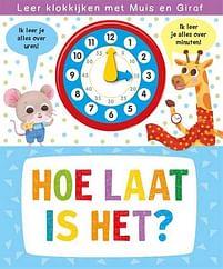 Aanbiedingen Klokboek - Hoe laat is het? -  - Geldig van 29/07/2021 tot 12/08/2021 bij Toychamp
