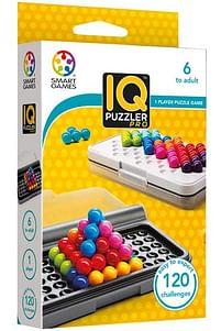 Aanbiedingen Smart Games Travel - IQ Games - IQ Puzzler Pro - Smartkids - Geldig van 29/07/2021 tot 12/08/2021 bij Toychamp