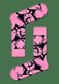 Aanbiedingen Happy Socks x Pink Panther: Pink A Boo - Happy Girl - Geldig van 15/08/2021 tot 23/10/2021 bij Expo XL