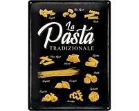Aanbiedingen La Pasta - Metalen Wandplaat - Baby Art - Geldig van 15/08/2021 tot 23/10/2021 bij Expo XL