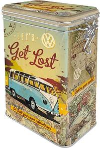 Aanbiedingen VW Let's Get Lost Bewaarblik, Met Beugelsluiting - Baby Art - Geldig van 15/08/2021 tot 23/10/2021 bij Expo XL