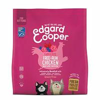 Aanbiedingen 4x Edgard&Cooper Kittenvoer Verse Kip - Eend - Wit Vis 1,75 kg - Lee Cooper - Geldig van 17/09/2021 tot 03/11/2021 bij Plein