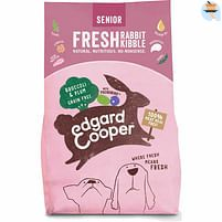 Aanbiedingen Edgard&Cooper Hondenvoer Konijn - Pruim - Broccoli 700 gr - Lee Cooper - Geldig van 17/09/2021 tot 03/11/2021 bij Plein