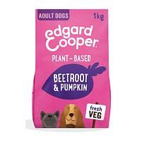 Aanbiedingen Edgard&Cooper Plantaardig Hondenvoer Rode Biet - Pompoen 1 kg - Lee Cooper - Geldig van 17/09/2021 tot 03/11/2021 bij Plein