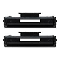 Aanbiedingen Compatible 2x Canon EP-22 toner zwart (toners) Alleeninkt - Canon - Geldig van 09/09/2021 tot 04/10/2021 bij Alleeninkt