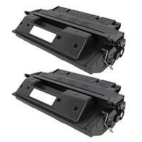 Aanbiedingen Compatible 2x Canon EP-52 (C4127X) toner zwart (toners) Alleeninkt - Canon - Geldig van 09/09/2021 tot 04/10/2021 bij Alleeninkt