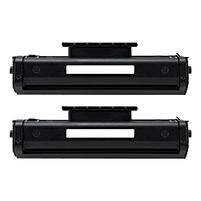 Aanbiedingen Compatible 2x Canon FX-3 toner zwart (toners) Alleeninkt - Canon - Geldig van 09/09/2021 tot 04/10/2021 bij Alleeninkt