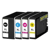 Aanbiedingen Compatible Canon PGI-2500 XL inktcartridges voordeelbundel (inktcartridges) Alleeninkt - Canon - Geldig van 09/09/2021 tot 04/10/2021 bij Alleeninkt