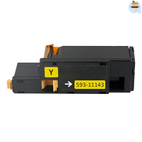 Aanbiedingen Compatible Dell 593-11143 (WM2JC) toner geel hoge capaciteit (toners) Alleeninkt - Dandell - Geldig van 09/09/2021 tot 23/09/2021 bij Alleeninkt