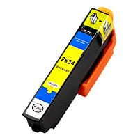Aanbiedingen Compatible Epson 26 XL (T2634) inktcartridge geel (inktcartridges) Alleeninkt -  - Geldig van 09/09/2021 tot 04/10/2021 bij Alleeninkt