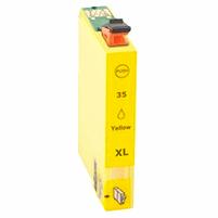 Aanbiedingen Compatible Epson 35 XL (T3594) inktcartridge geel (inktcartridges) Alleeninkt -  - Geldig van 09/09/2021 tot 04/10/2021 bij Alleeninkt