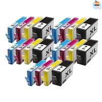 Aanbiedingen Compatible 5x HP 364 XL inktcartridges voordeelbundel (4set) (inktcartridges) Alleeninkt - HP - Geldig van 09/09/2021 tot 23/09/2021 bij Alleeninkt