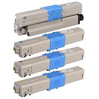 Aanbiedingen Compatible OKI 46508709-46508712 toners voordeelbundel hoge capaciteit (toners) Alleeninkt - Kokido - Geldig van 09/09/2021 tot 04/10/2021 bij Alleeninkt