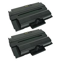 Aanbiedingen Compatible 2x Samsung MLT-D2082S (SU987A) toner zwart (toners) Alleeninkt - Samsung - Geldig van 09/09/2021 tot 23/09/2021 bij Alleeninkt