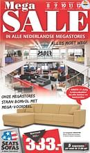 Seats and Sofas folder geldig tot 13-06-2015