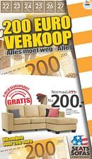 Seats and Sofas folder geldig tot 27-06-2015