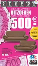 Seats and Sofas folder geldig tot 11-07-2015